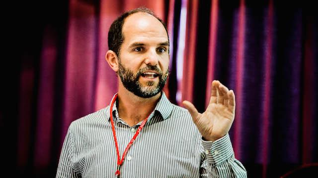 Ben Garvin - photo by Mette Mørk